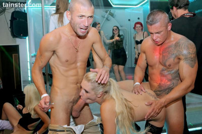 DSO Alter Ego Orgy Part 5 – Cam 1