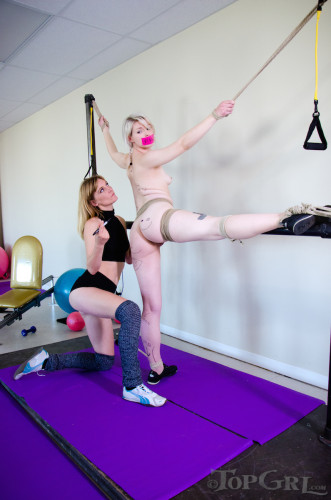 TG – Ella Nova And Mona Wales – Fat Little Whore – Mar 09, 2015