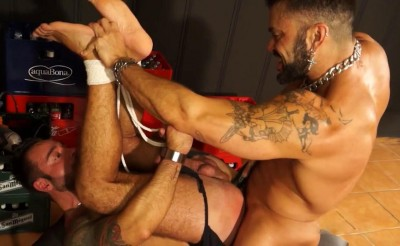 Rogan Richards & Martin Mazza in the interracial male gay dating sites free in baltmd scene King Size : unrestrained ingest gay.
