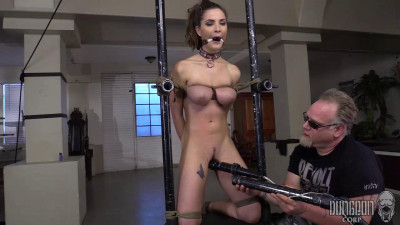 DungeonCorp – SocietySM – 01 May, 2015 – Hard Core Beauty On Bottom – Molly Jane