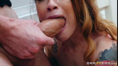 Misha Cross Cums Clean 05.02.16