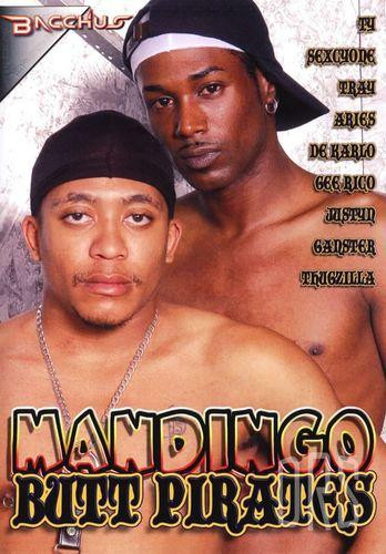 Bacchus - Mandingo Butt Pirates