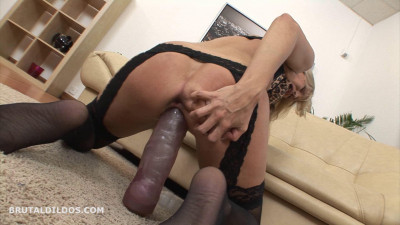 Kate — Fisting, Dildo Extreme HD Video