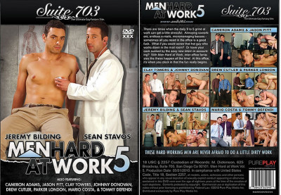 Men Hard at Work 5 (2010)