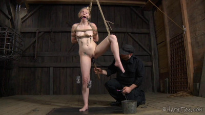 Delirious Hunter - Blondie in Bondage
