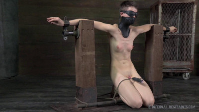 IR – Hazel Hypnotic And Cyd Black – Stuck In Bondage, Again – May 2, 2014