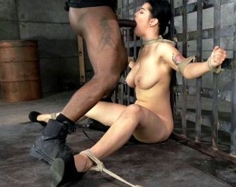 First Bondage and Deepthroat