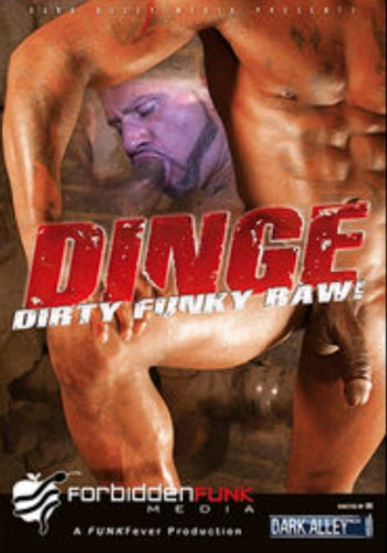 Dark Alley — Dinge: Dirty Funky Raw!
