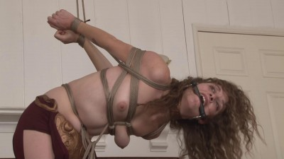 Bound and Gagged – Harem Captive Lauren Kiley
