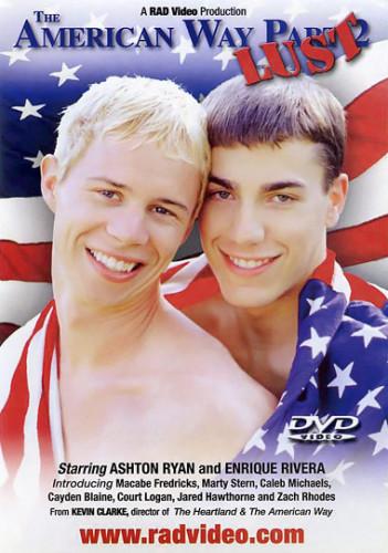 The American Way Vol. 2 (Lust) – Enrique Rivera, Ashton Ryan