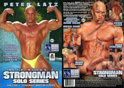 Blue Blake's. Strongman Solo Series. Vol. 1: Straight Bodybuilders (2008)