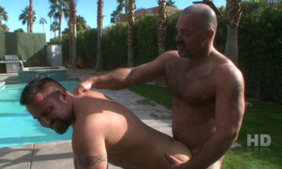 PantheonBear - Furry Fuckers - Scorched - Bronson Gates and Marc Angelo _HD
