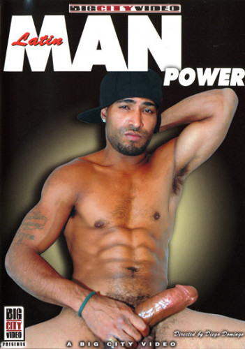 Latin Man Power With 12 Inches Cock