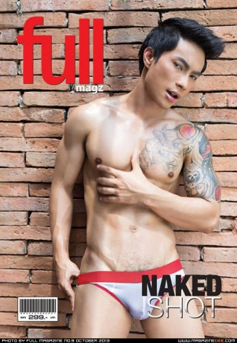 Full Magazine vol.1 no.9 October 2013 Best Gays 2013