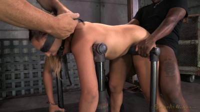 SexuallyBroken - September 10, 2014 - Tinslee Reagan - Matt Williams - Jack Hammer