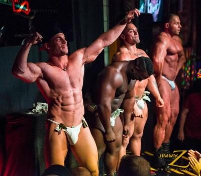 JmyZ — Posing Finale — Axel, Aden Taylor, Jackson Gunn & Eugene