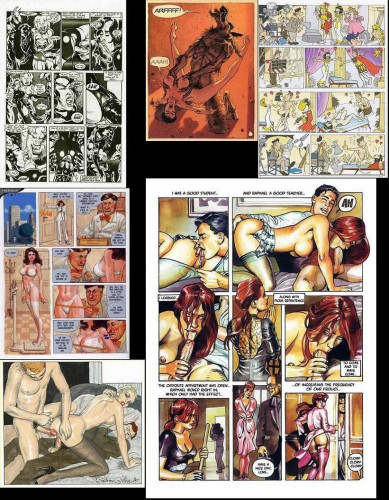 Adult Comix Pack 02