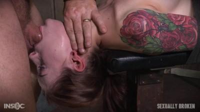 SexuallyBroken — August 31, 2016 - Anna De Ville — Dee Williams (Darling) — Matt Williams