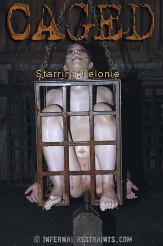Infernalrestraints - Sep 23, 2015 - Caged BONUS - Felonie