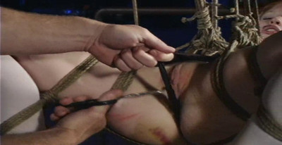 She Craves Hard Punishment