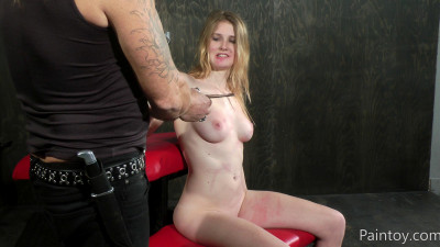 PainToy – Ashley Lane – Tit Whipping