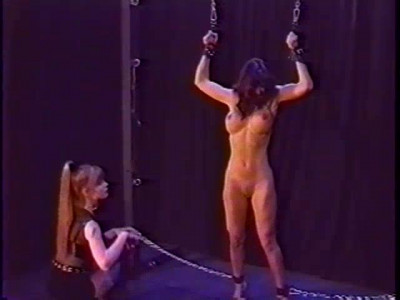 Bad Girls Get Punished
