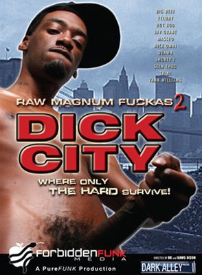 Raw Magnum Fuckas 2: Dick City