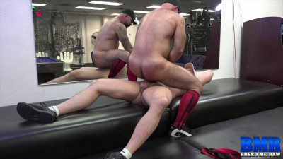 BreedMeRaw Tyler Reed and Victor West