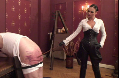 Boudoir Caning