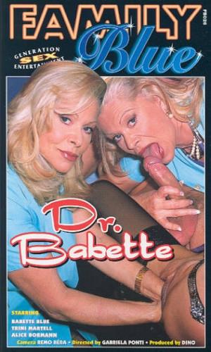 Family Blue 26 Dr. Babette