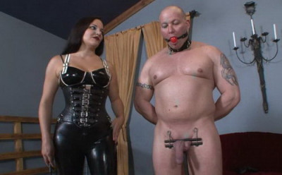 Ruthless Cock And Ball Torture