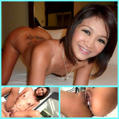 Meaw # 2 - Pattaya (Are 24 Year) Creampie Thais