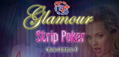 Glamour Strip Poker Video Edition 3