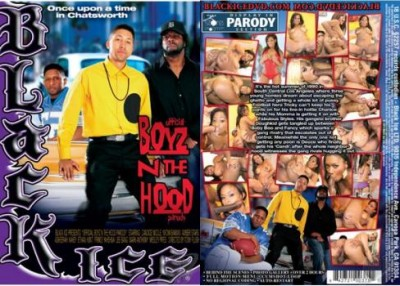Boyz N The Hood Parody #1 HQ DVD Rlp