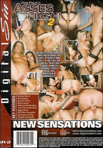 Asses High 2 (New Sensations)