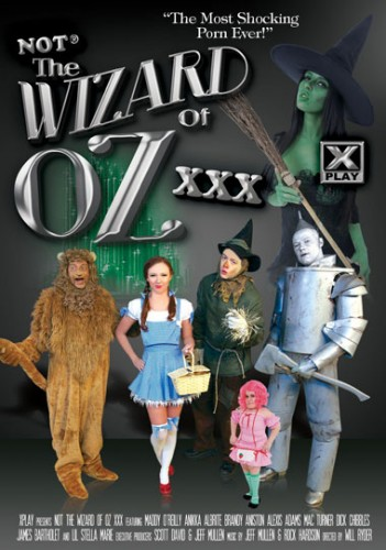 Not The Wizard Of Oz (2013) DVDRip