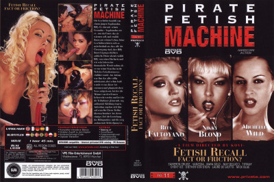 Pirate Fetish Machine 11: Fetish Recall