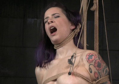 Freya French — Bondage Kitty