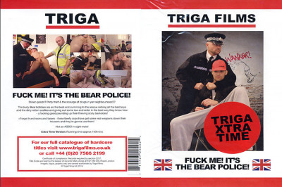 Triga It's The Bear Police!