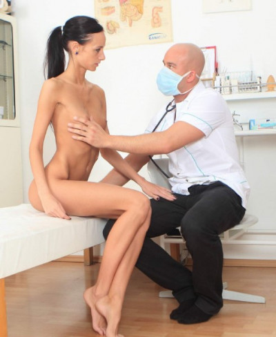 Martina - Dirty Doctor HD 720p