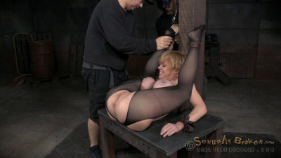 Massive Sybian Orgasms  3 (20 Apr 2015) Real Time Bondage