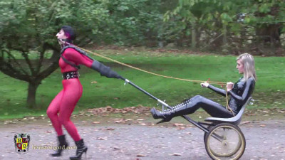 Houseofgord – Quinn's Obedient Pony Girl – Part IV  HD 2015