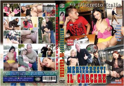 Meriteresti il Carcere (2011/DVDRip)