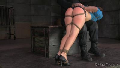 Bossy Bitch Krissy Lynn, Jack Hammer – BDSM, Humiliation, Torture