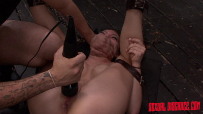 SD – Dec 18, 2014 – Nikki Bell's Slave Training Continues With More Bondage And Rough Sex