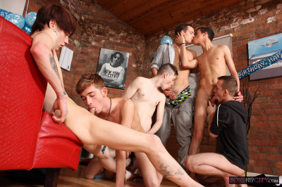 Boys And The City - The Party Comes To A Climax!