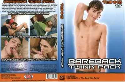 Bareback Twink Pack