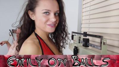 Emily On Balls