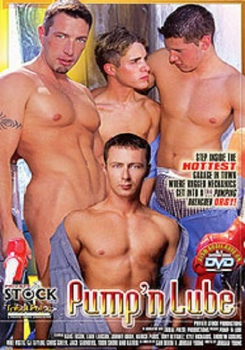 Description Bareback Pump 'N Lube - Marco Paris, Kyle Richards, C.J. Taylor