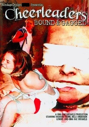 BondageDesigns - Cheerleaders Bound And Gagged Part 1